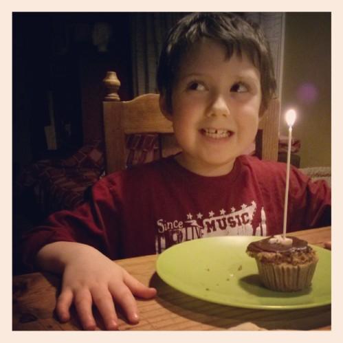 the half birthday boy